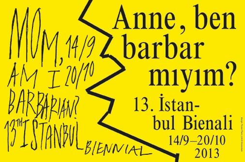 The Residence (a wager for the afterlife) at 13th Istanbul Biennial